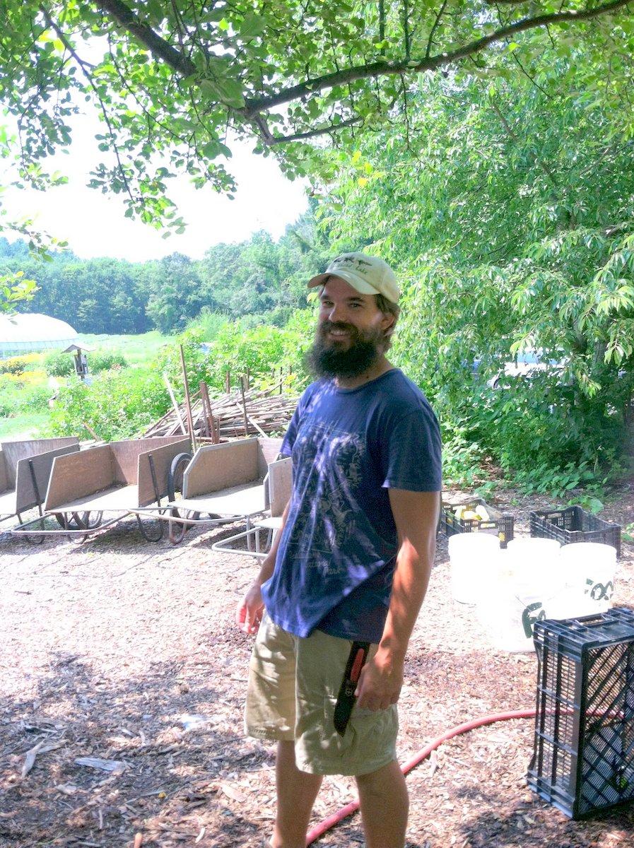 Is Seth's beard getting longer?