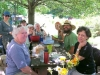 Spring celebration--spending time with old and new friends