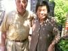 Sal Lampis and Xingqin Zhang--the farm's secret weapon