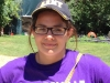 Celina Torres was our farm intern