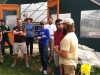 May: Volunteers from MathWorks Get the Day's Assignment