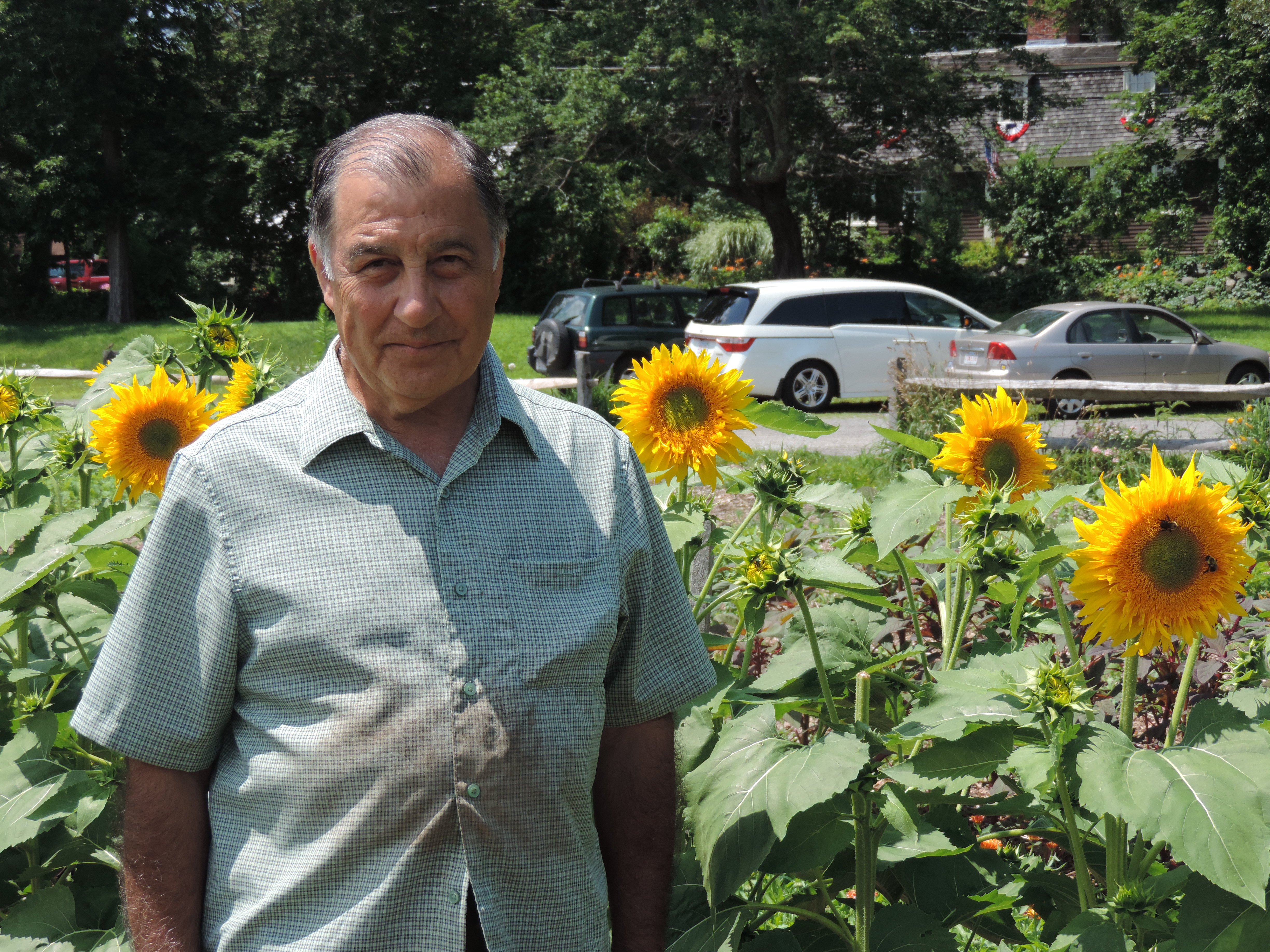 """Sal Lampis: """"The Farm Is Like My Own"""""""