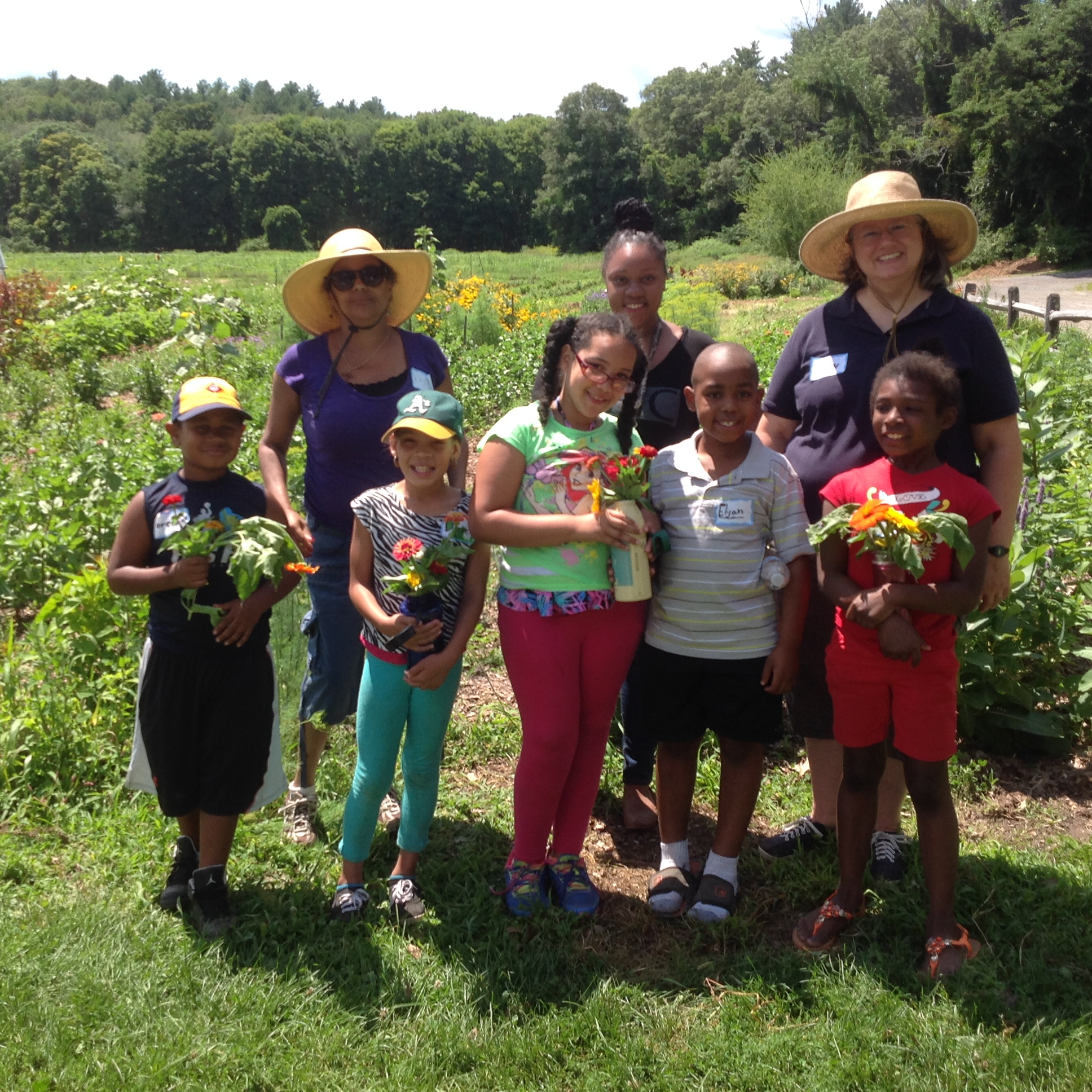 A Field Trip to the Farm for Framingham Kids