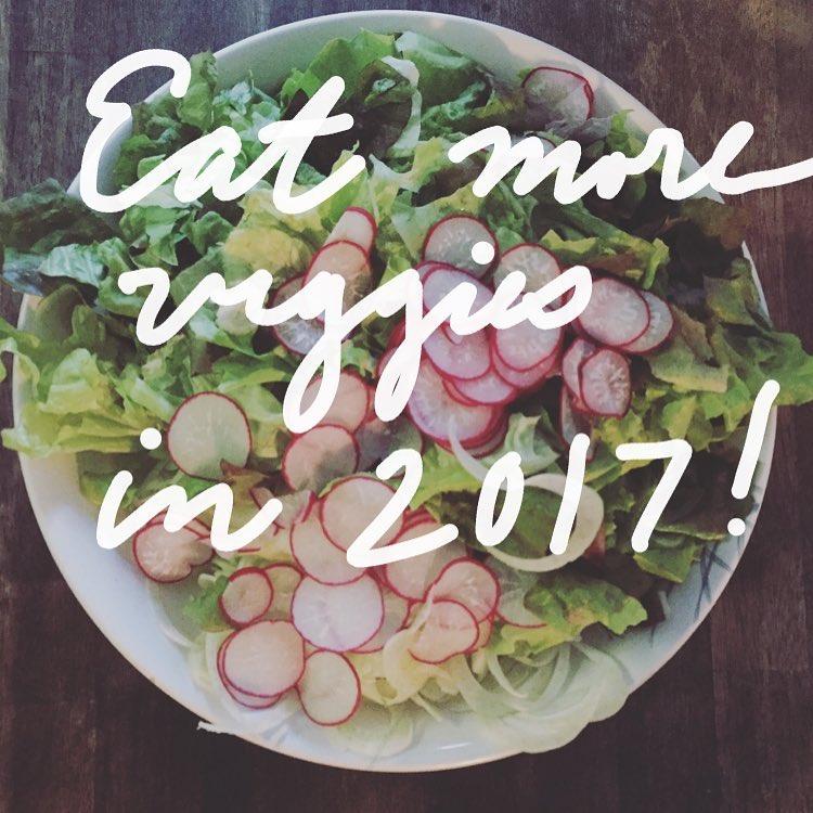 Mel's spring salad
