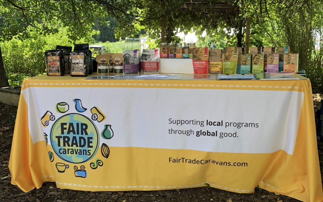 Stock Up on Non Local Fair Trade Foods This Week