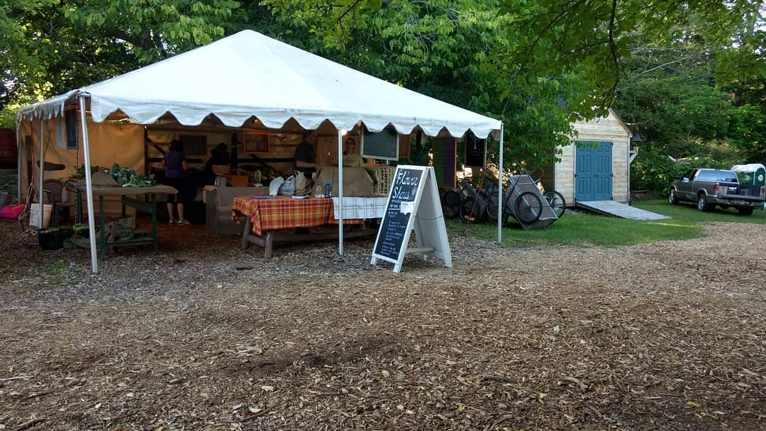 Help Us Replace The Pickup Tent & Help Us Replace The Pickup Tent | Stearns Farm CSA