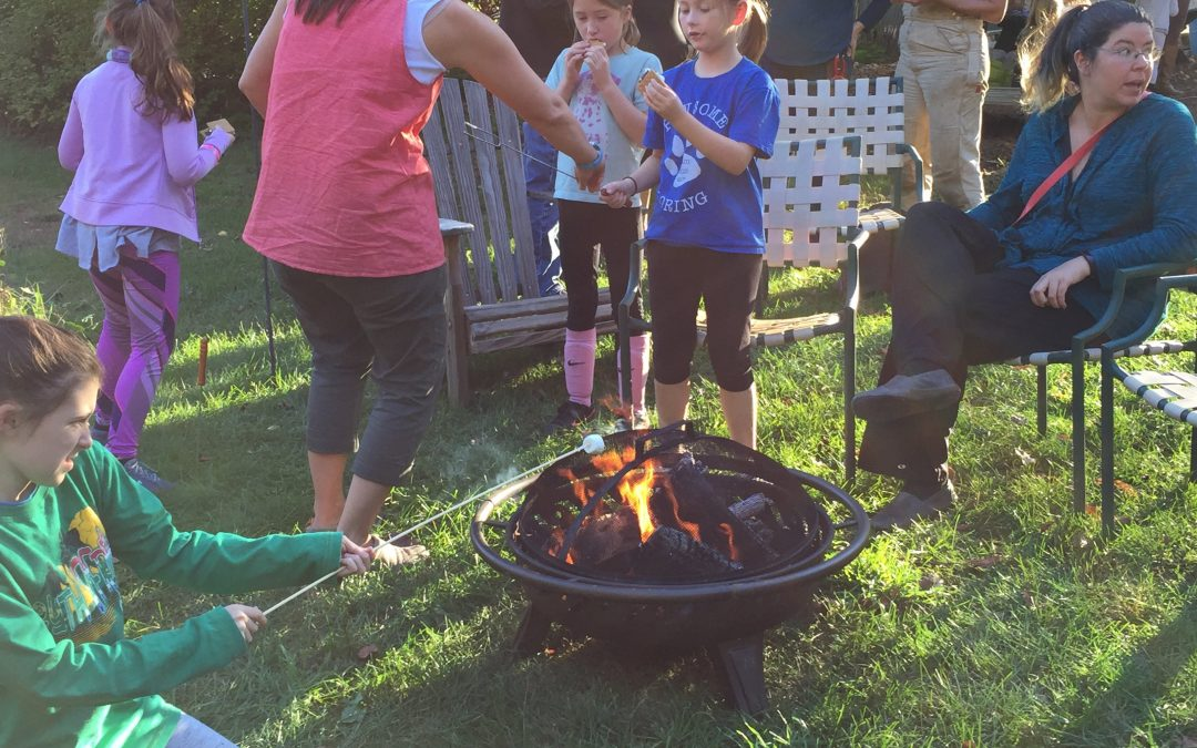 S'Mores and More at the Farm October 26