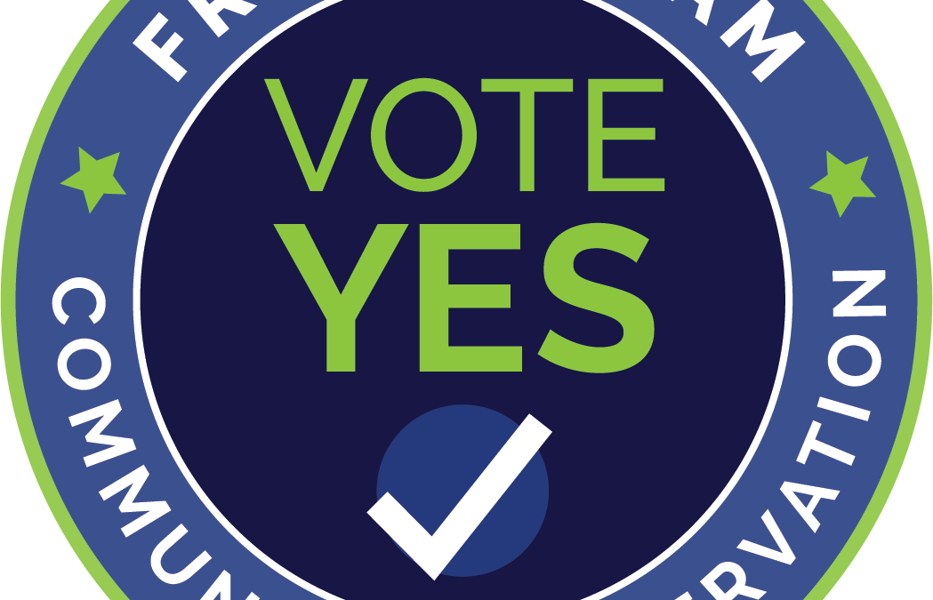 Support Framingham  – Vote YES on Question 3